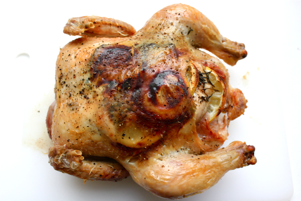 Perfect Roasted Chicken with Gravy | Witty in the City