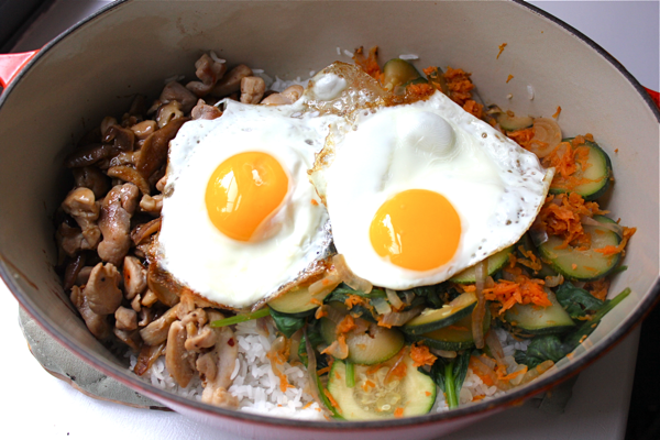 Bibimbap at Home! | Witty in the City