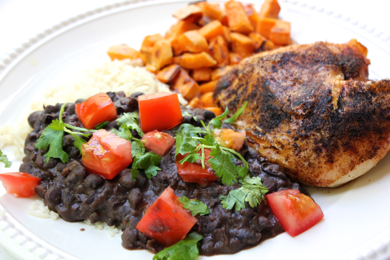 Quick And Delicioso Cuban Style Black Beans Recipes — Dishmaps