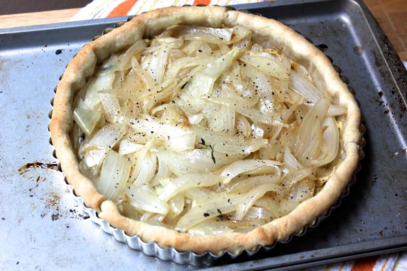 Priya's Onion Tart