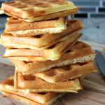 Classic Pantry Waffles